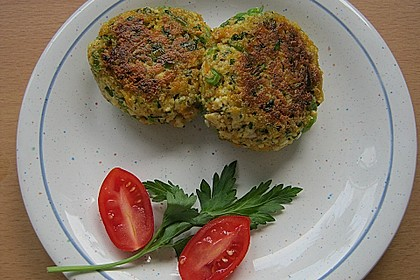 Gemüse-Tofu Brätlinge