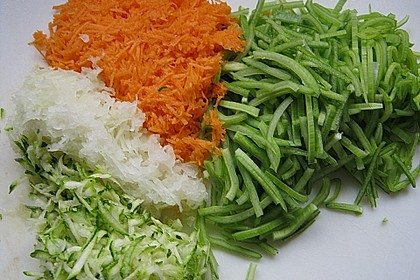 Gemüse-Tofu Brätlinge 3