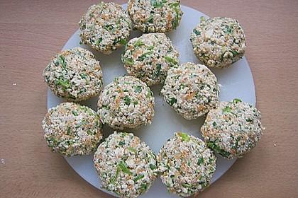 Gemüse-Tofu Brätlinge 4