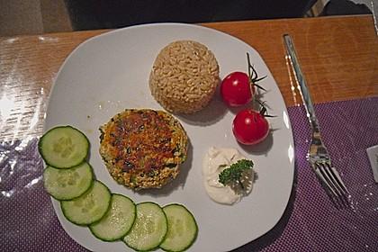 Gemüse-Tofu Brätlinge 2