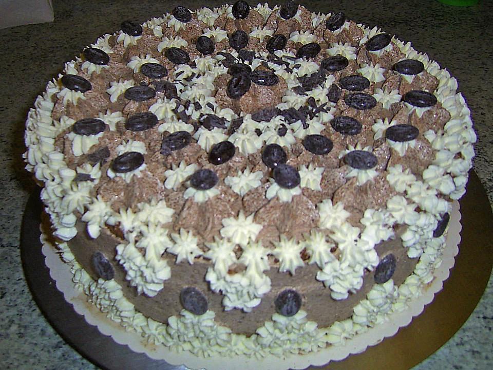 Mocca-Buttercreme Torte von ep1312 | Chefkoch.de