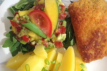 Avocado-Mango Salsa mit Garnelen 32