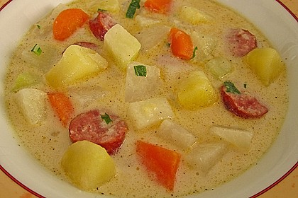 Kohlrabi-Suppentopf 15