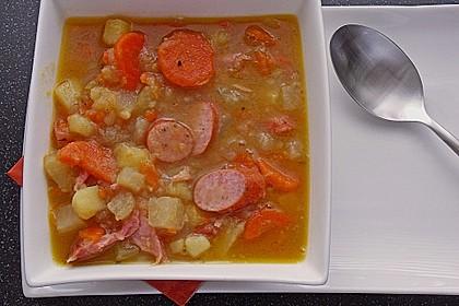 Kohlrabi-Suppentopf 10