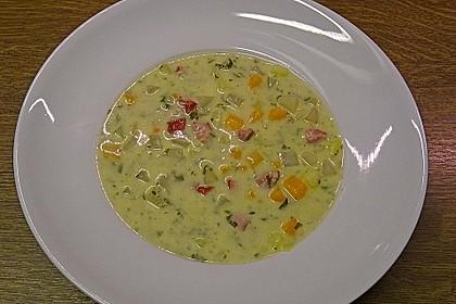 Kohlrabi-Suppentopf 6