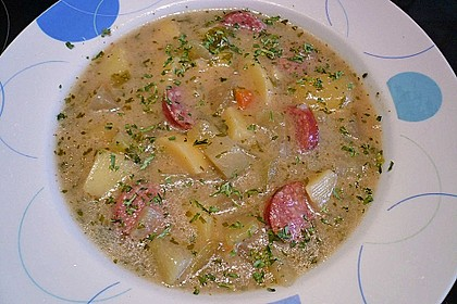 Kohlrabi-Suppentopf 32