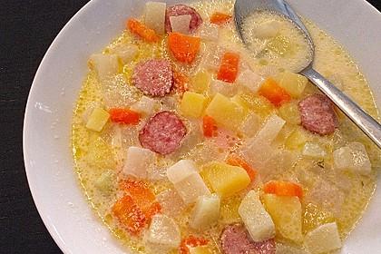 Kohlrabi-Suppentopf 24