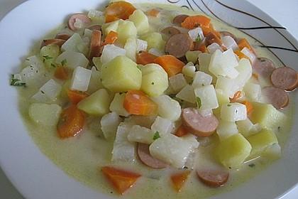 Kohlrabi-Suppentopf 33