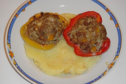 Paprika im Kartoffelbett - ICU