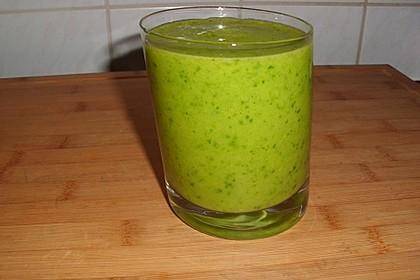 Grüner Smoothie 11