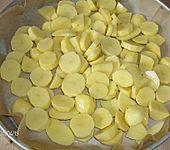 Ofenkartoffeln orientalisch (Bild)