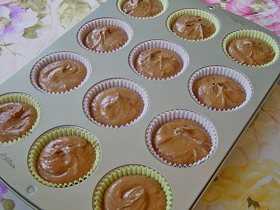 schokoladen whiskey muffins rezept mit bild von patrik o guinness. Black Bedroom Furniture Sets. Home Design Ideas