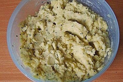 Arabisch-marokkanische Kartoffelpuffer 8