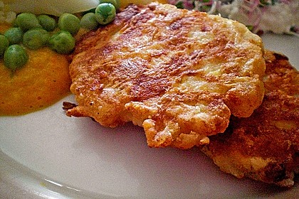 Arabisch-marokkanische Kartoffelpuffer 3
