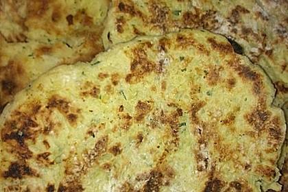 Arabisch-marokkanische Kartoffelpuffer 6
