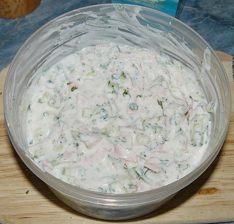 rezepte fleischsalat