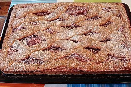 Linzerschnitten / Torte 1