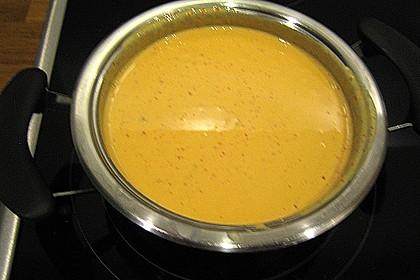 Käsedip für Nachos 18
