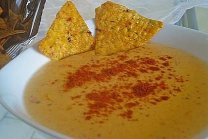 Käsedip für Nachos 15