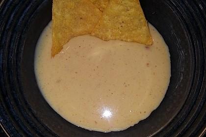 Käsedip für Nachos 11