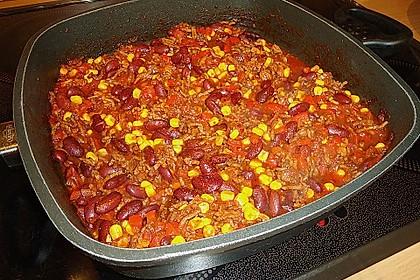 Albertos Wraps mit Chili con Carne 6