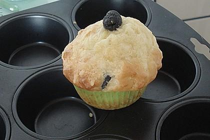 Herzhafte Muffins mit Oliven 4