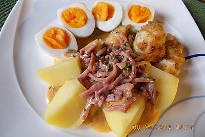 Eier in Schinken-Sahne Soße 33
