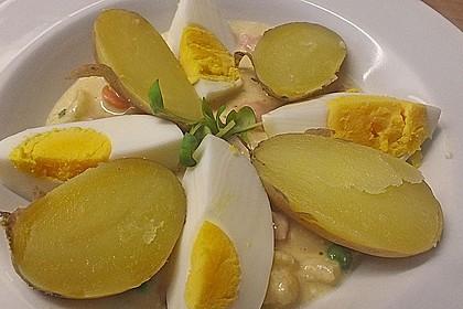 Eier in Schinken-Sahne Soße 19