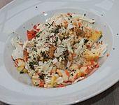 Fruchtig-pikanter Chinakohlsalat
