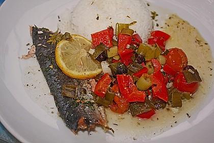 Gebackener  Fisch 9