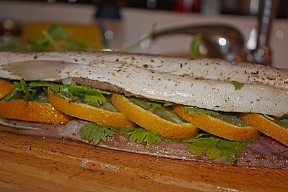 Gebackener  Fisch 3