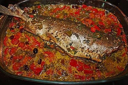 Gebackener  Fisch 6