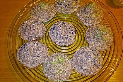 Strawberry Frosting für Cupcakes 30