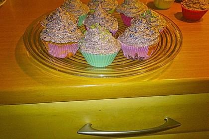 Strawberry Frosting für Cupcakes 34