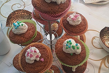 Strawberry Frosting für Cupcakes 28