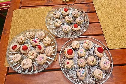 Strawberry Frosting für Cupcakes 17