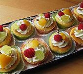 Käsekuchenmuffins (Bild)