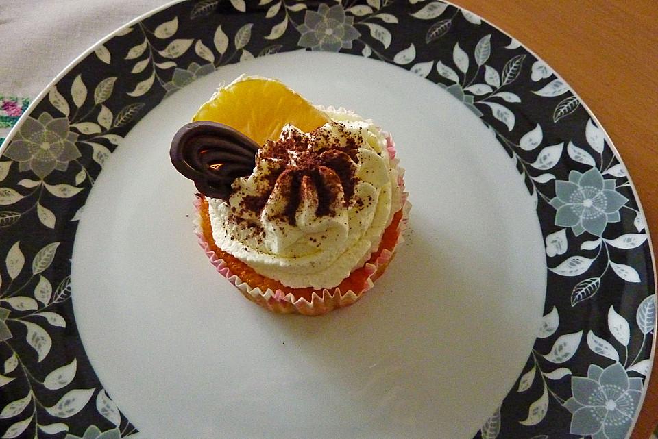 Käsekuchenmuffins (Rezept Mit Bild) Von Ufaudie58 | Chefkoch.De