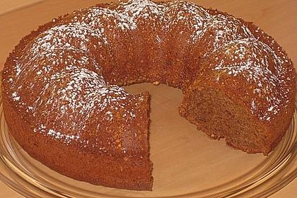 Schokoladiger Apfel-Karotten Kuchen 2
