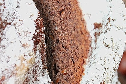 Schokoladiger Apfel-Karotten Kuchen 1