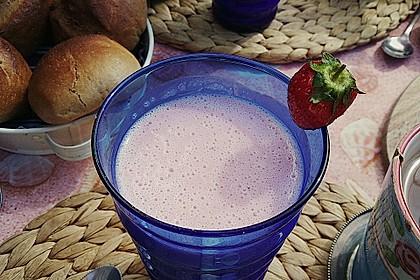 Erdbeer-Smoothie 2