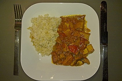 Afrikanischer Kochbananen-Champignon-Topf 2