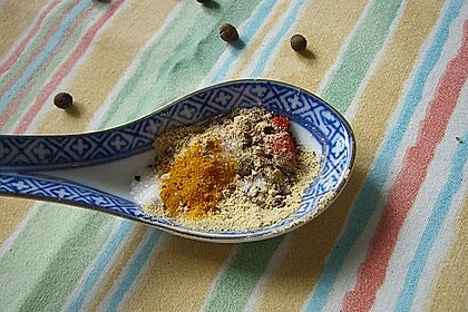 Afrikanischer Kochbananen-Champignon-Topf 5