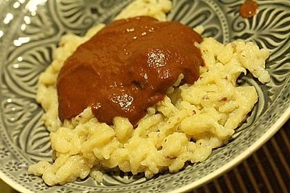 Die perfekte vegetarische Gulaschsauce 4