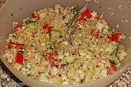 """Falscher Reissalat"" aus Blumenkohl 1"