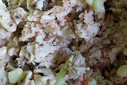 """Falscher Reissalat"" aus Blumenkohl 5"