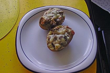 Schinken-Pilz Kartoffeln 0