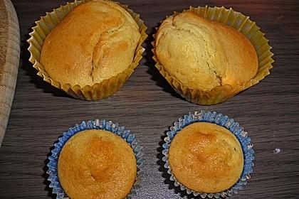 Veganer Muffin-Grundteig 12