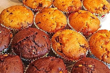 Veganer Muffin-Grundteig 2