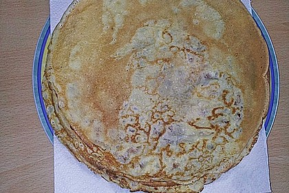Eierkuchen bzw. Pfannkuchen 6